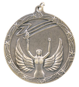 Victory Shooting Star Medal