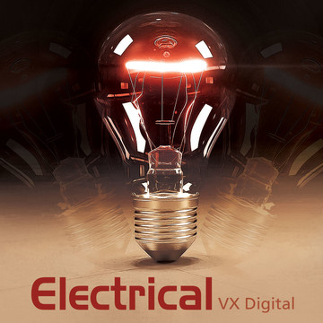 Electrical / BY VX DIGITAL / VISIT STORE AND BUY AT:  https://store.cdbaby.com/Artist/VxDigital