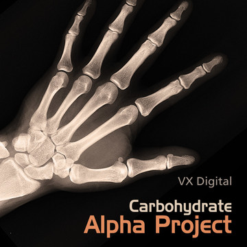 Carbohydrate Alpha Project / BY VX DIGITAL / VISIT STORE AND BUY AT:  https://store.cdbaby.com/Artist/VxDigital