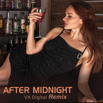 After Midnight Remix / High Quality 1280 × 720 Mp4 Video Clip by VX Digital