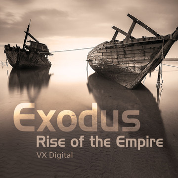 Exodus - Rise of the Empire / High Quality 1280 × 720 Mp4 Video Clip by VX Digital