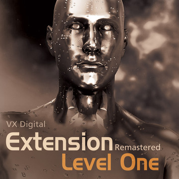 Extension Level One - Remastered / High Quality 1280 × 720 Mp4 Video Clip by VX Digital