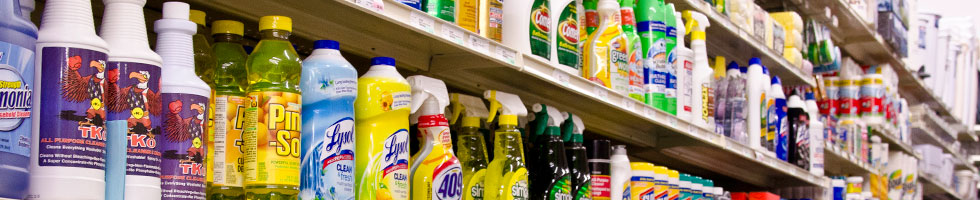 cleaning supplies hardware store Nebraska