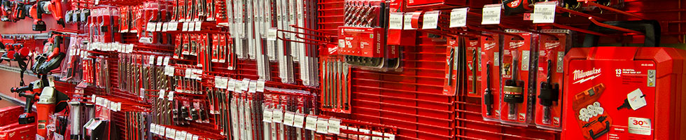 Milwaukee tools wide selection in Central Nebraska
