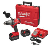 "2703-22 M18 FUEL GEN 2 1/2"" DRILL/DRIVER KIT W/2 XC 5.0 BAT"