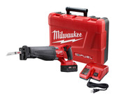 2720-21 MILWAUKEE M18 FUEL SAWZALL W/1 XC 5.0 BATTERY