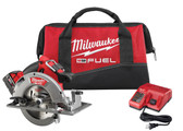 "2731-21 M18 FUEL 7-1/4"" CIRCULAR SAW KIT W/1 BATTERY"