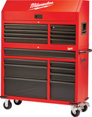 """48-22-8500 46"""" STEEL CHEST & CABINET COMBO"""
