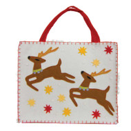 Flying Deer Gift Bag