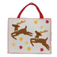Flying Deer Gift Bag