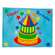 King Arthur Happy Birthday Placemat