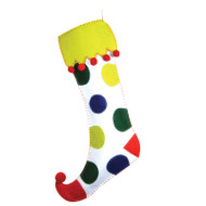 XL Dottie Christmas Stocking