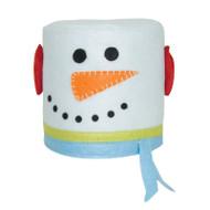 Snowman Toilet Paper Cover