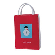 Let it Snow Gift BAg