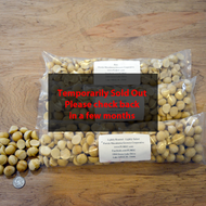 Premium Grade Shelled Macadamia Nuts 1 lb. bag