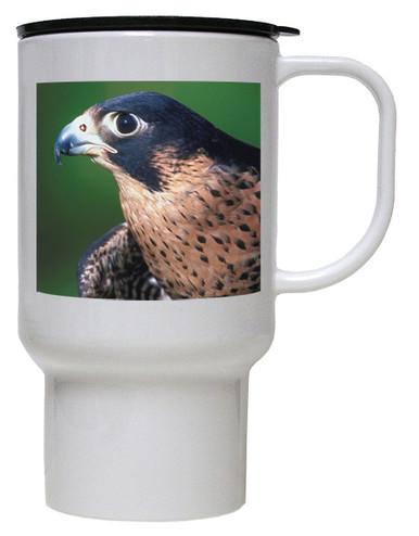 Falcon Polymer Plastic Travel Mug