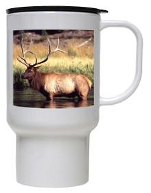 Elk Polymer Plastic Travel Mug