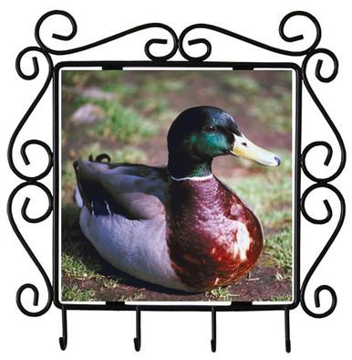 Duck Metal Key Holder