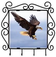 Eagle Metal Key Holder
