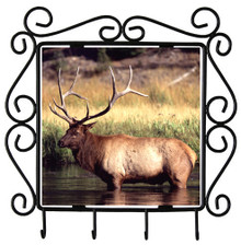Elk Metal Key Holder