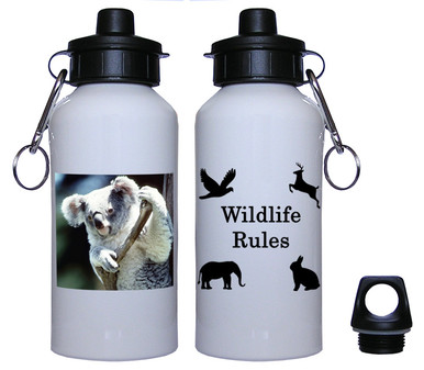 Koala Bear Aluminum Water Bottle