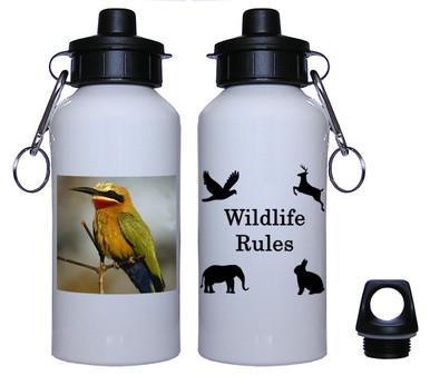 Bee Eater Aluminum Water Bottle
