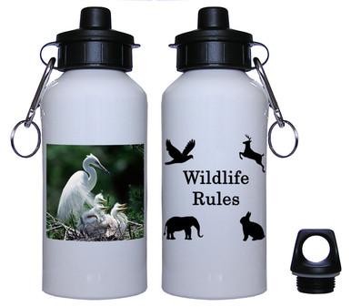Egret Aluminum Water Bottle