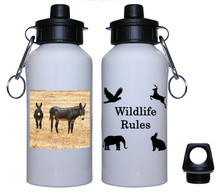 Donkey Aluminum Water Bottle