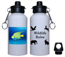 Angelfish Aluminum Water Bottle