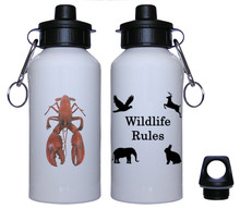 Lobster Aluminum Water Bottle