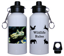 Viper Snake Aluminum Water Bottle