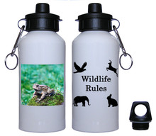 Toad Aluminum Water Bottle
