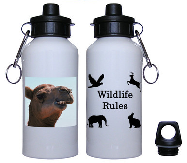 Camel Aluminum Water Bottle