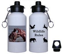 Hippo Aluminum Water Bottle