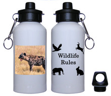 Hyena Aluminum Water Bottle