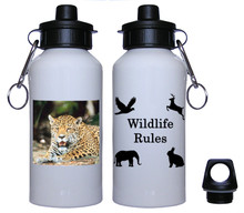 Jaguar Aluminum Water Bottle