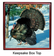 Turkey Keepsake Box