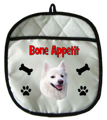 American Eskimo Dog Pot Holder