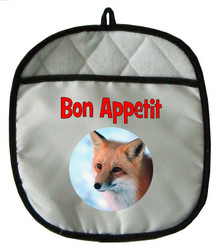 Fox Pot Holder