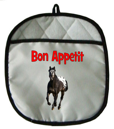 Appaloosa Pot Holder