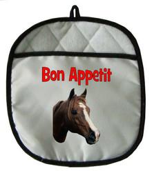 Horse Pot Holder