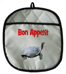 Turtle Pot Holder