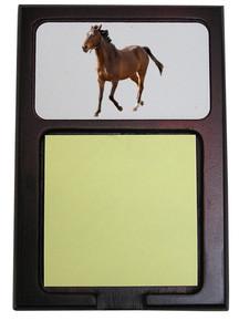 Arabian Wooden Sticky Note Holder