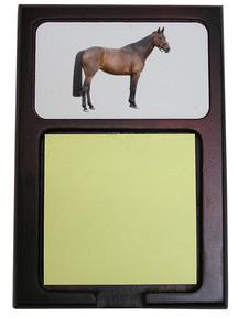 Oldenburg Wooden Sticky Note Holder
