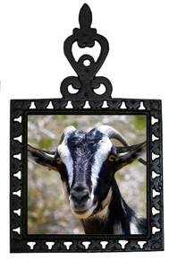 Goat Iron Trivet