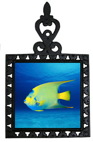 Angelfish Iron Trivet