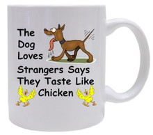 Tastes Like Chicken: Mug