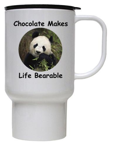 Life Bearable: Travel Mug