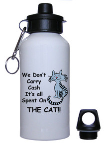 Cash Spent On The Cat: Water Bottle