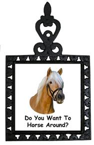 Horse Around: Trivet